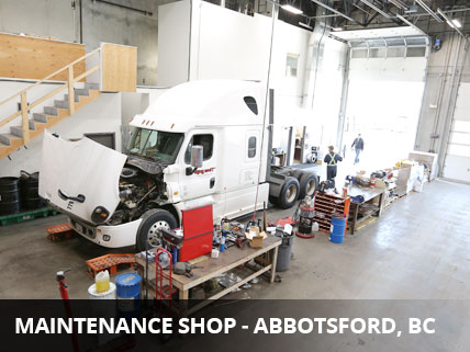 MAINTENANCE SHOP