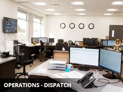 OPERATIONS - DISPATCH